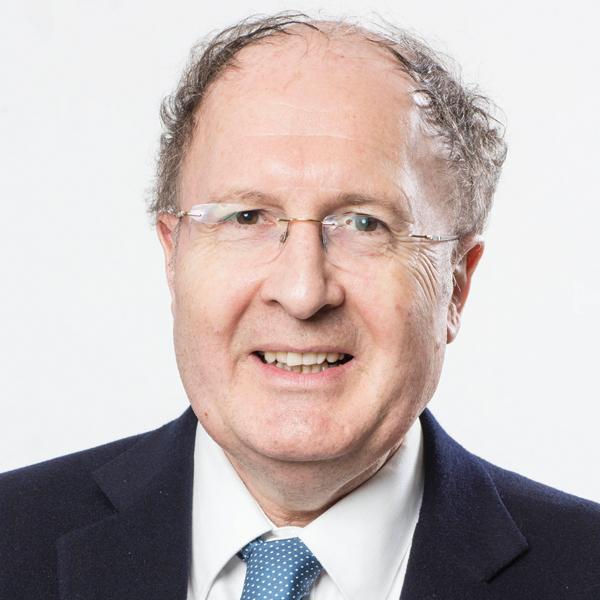 Sir Gregory Winter CBE, PhD, FRS, FMedSci